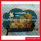 promotion logo soft pvc fridge magnet