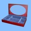 Wooden cutlery case(LFGB, FSC,PCP)