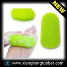 2011 Latest design silicone brush for face cleaning