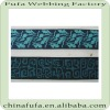 factory supply different pattern fabric woven jacquard strap