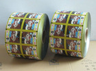 coffee packaging roll film