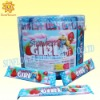 Strawberry Girl Chewy Candy