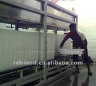 Aluminium Modular Quick Freezing Ice Block Plant