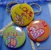 hard enamel pins/badges