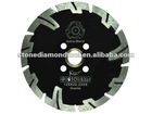 HN-7 Diamond turbo dry cutting saw blade