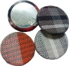 18mm covered button
