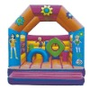 Exciting inflatable mini castle inflatable jumper inflatable bouncy house inflatable jumping bed