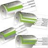 insulation aluminum foil fabric
