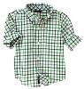Plaid casual children shirts 2012