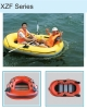 XZF Series inflatable boat