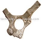 auto knuckle aluminum suspension arm