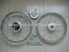 CG125 Spoke wheel set