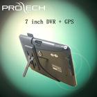 7 inch GPS car black box camera DVR GPS