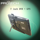 7 inch GPS car black box camera DVR GPS