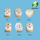 Ivory color wall switch