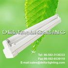 18W T8 fluorescent tube fixture