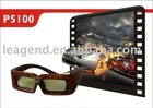 3D Shutter Glasses for Projectors (Of DLP-Link Technology)