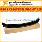 E90 MTECH front bumper LCI front lip for BMW E90