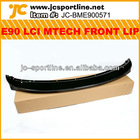 E90 MTECH front bumper LCI front lip for BMW E90