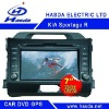 Special car dvd player /car gps for Kia new sportage ,sportage R