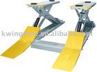 Electro-hydraulic full rise scissor lift