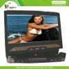 New 1 din universal car dvd with GPS,digital TV,Bluetooth,3D user interface
