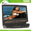 New 1 din universal car dvd with GPS,digital TV,Bluetooth,3D user interface