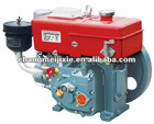R175 single cylinder water cooled cylinder diesel engine diesel