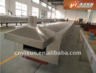 YX1418Q series newly designed Direct Gas baking tunnel Oven