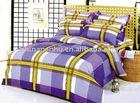 Twill fabric bedding sets