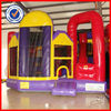 Newest&Funny inflatable bouncy castle for kids