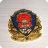 Army Metal Badge