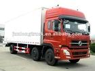 DongFeng Tianlong 6*2 reefer vehicle