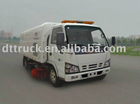 ISUZU sweeper truck