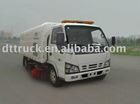 ISUZU sweeper truck
