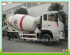 Famous Dongfeng 6*4 concrete transport truck