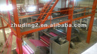 s type single beam pp non woven fabric making plant