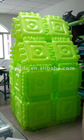 Giant inflatable castle baby toy