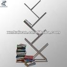 Metal Floor Stand Bookcase