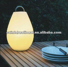 Hot Sell!,Tulip Shaped Led Down Light for dinner, BBQ,patio,festive accent avialable