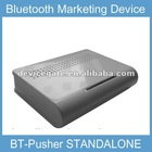 Bluetooth Advertising System(FREE marketing anytime anywhere) advertising stand