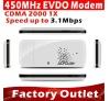 CDMA 450MHz USB Modem EVDO Rev.A