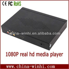 H.264 1080p hdmi HD digital media player