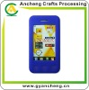 Customs design silicone mobile phone cover promotional products