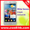 5 inch MTK6577 / MTK 6577 Dual Core Android 4.0 Mobile Phone Dapeng A9277