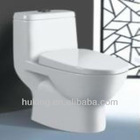 S Trap Close Coupled Toilet China