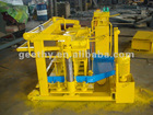 QMY4-30A automatic mobile concrete hollow block manfactuing small machine price