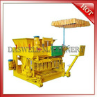 JMQ-6A hot sale mobile concrete block making machine
