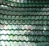 Agriculture farming plastic round wire shade netting