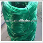 Produce colourful PVC coated gi wire (HT-TS-002)